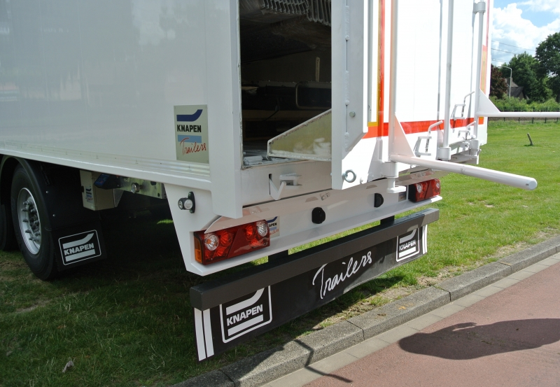 Leakproof Moving Floor Trailers